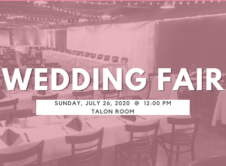Wedding Fair in Downtown Lincoln on Sunday, July 26th