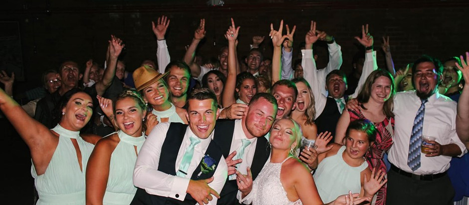 How much are Wedding DJ's?