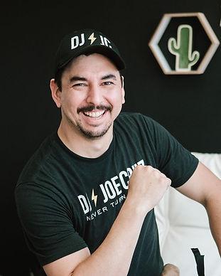 DJ Joe Cruz in Lincoln, NE