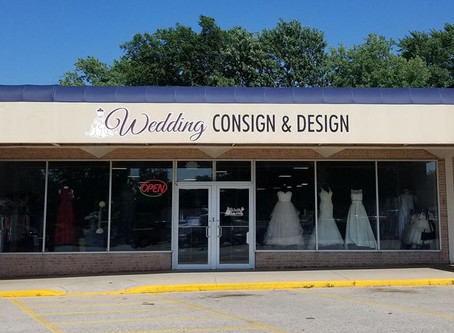 Wedding Consign & Design to hold Grand Re-Opening on July 25 & 26