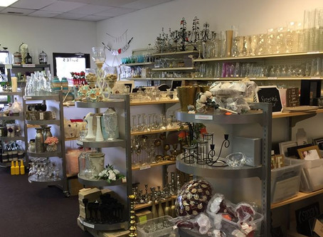This wedding consignment store in Lincoln has EVERYTHING and helps you save money