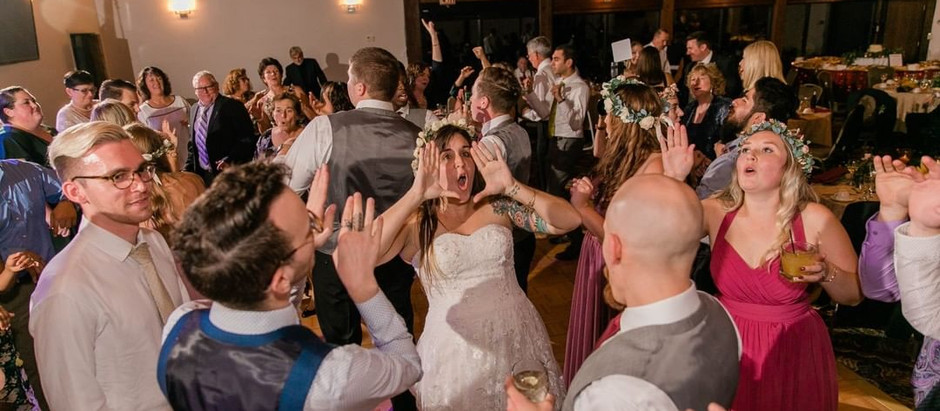 The Most Banned Songs at Weddings