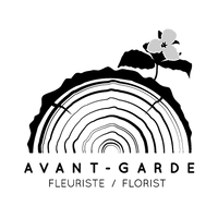 Fleuriste Avant-Garde Logo