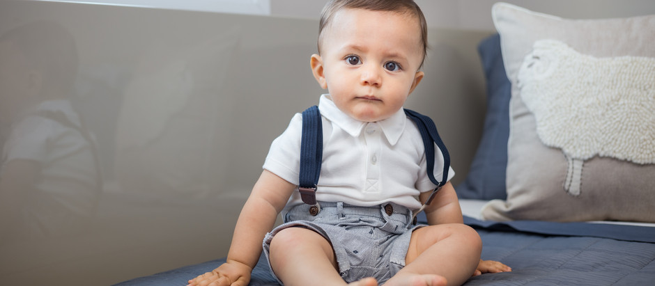 Acompanhamento Infantil | 9 meses do Antonio Luís