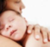 La madre y el bebé