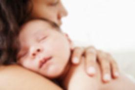 Mère et bébé