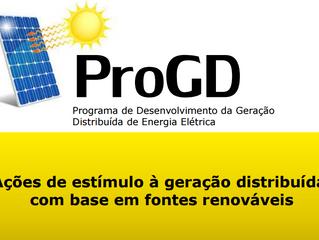 Brasil lança Programa de Geração Distribuída com destaque para energia solar