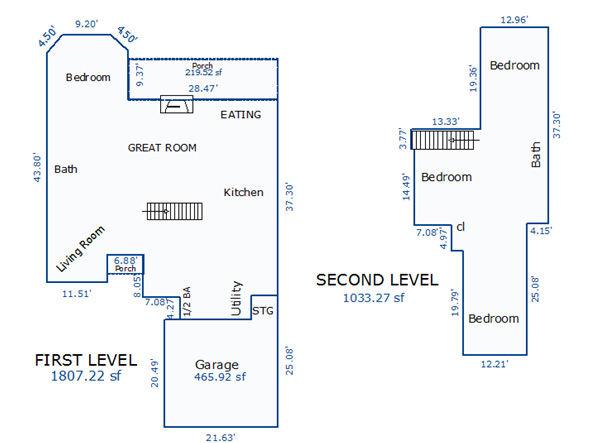 Actual House Sketch