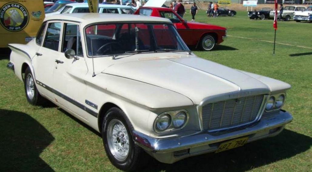 Cavallaro 1962 S-Series Sedan
