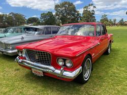 Jim Mitchell's Car