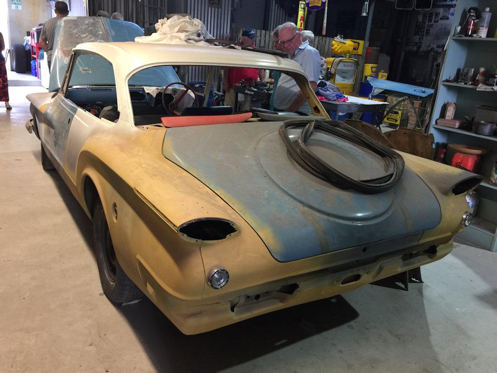 Larry's project car