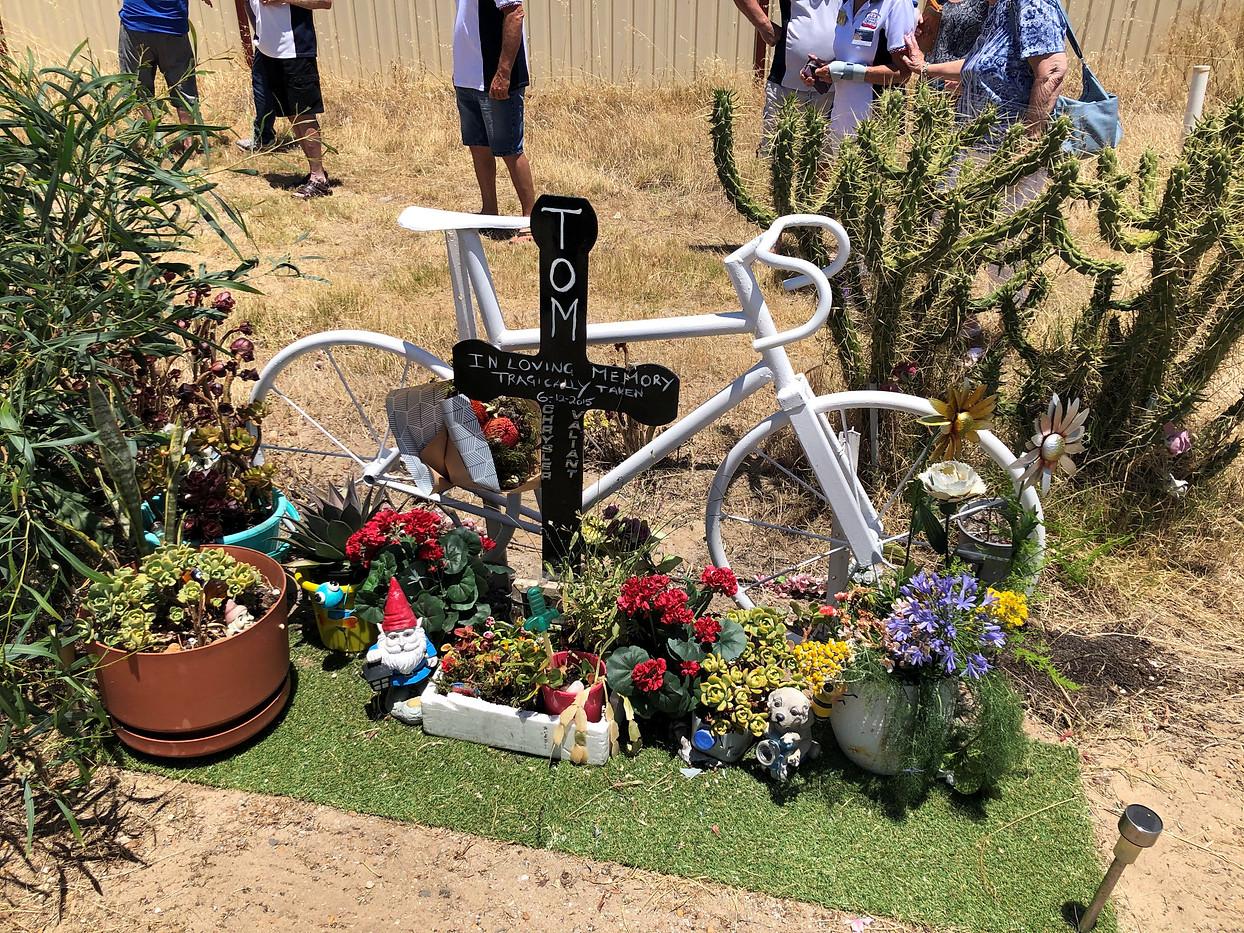 Tom Curtis' Memorial