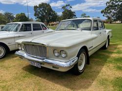 Peter Mill's Car