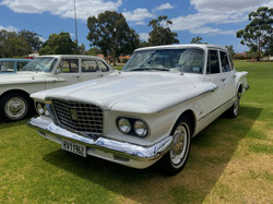 John Ingham's Car