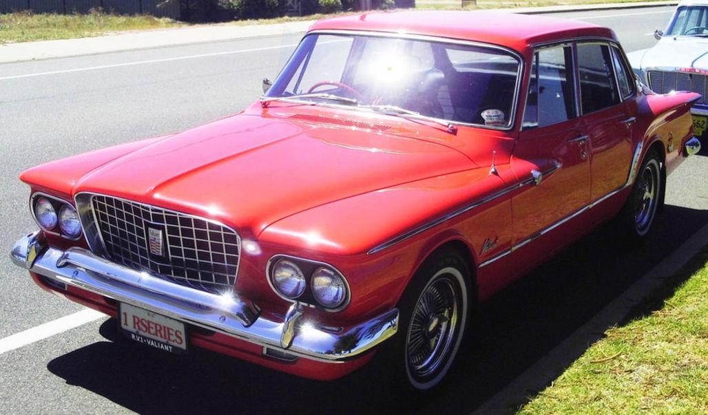Jim Mitchell 1962 R-Series Sedan