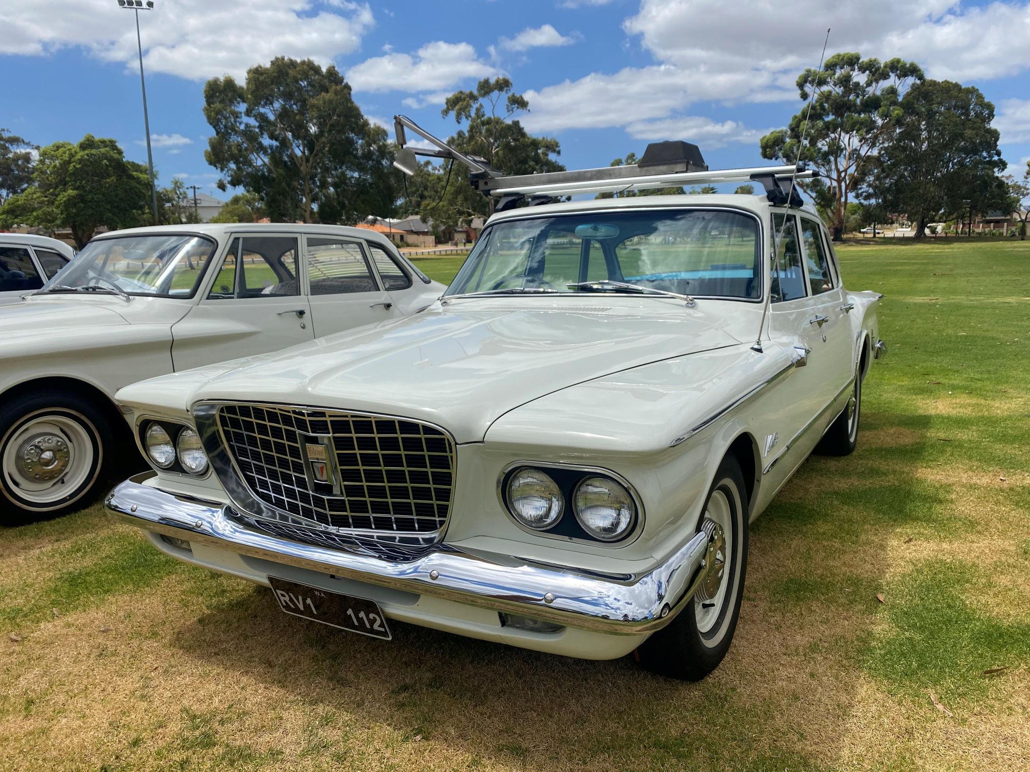 John Mitchell's Car