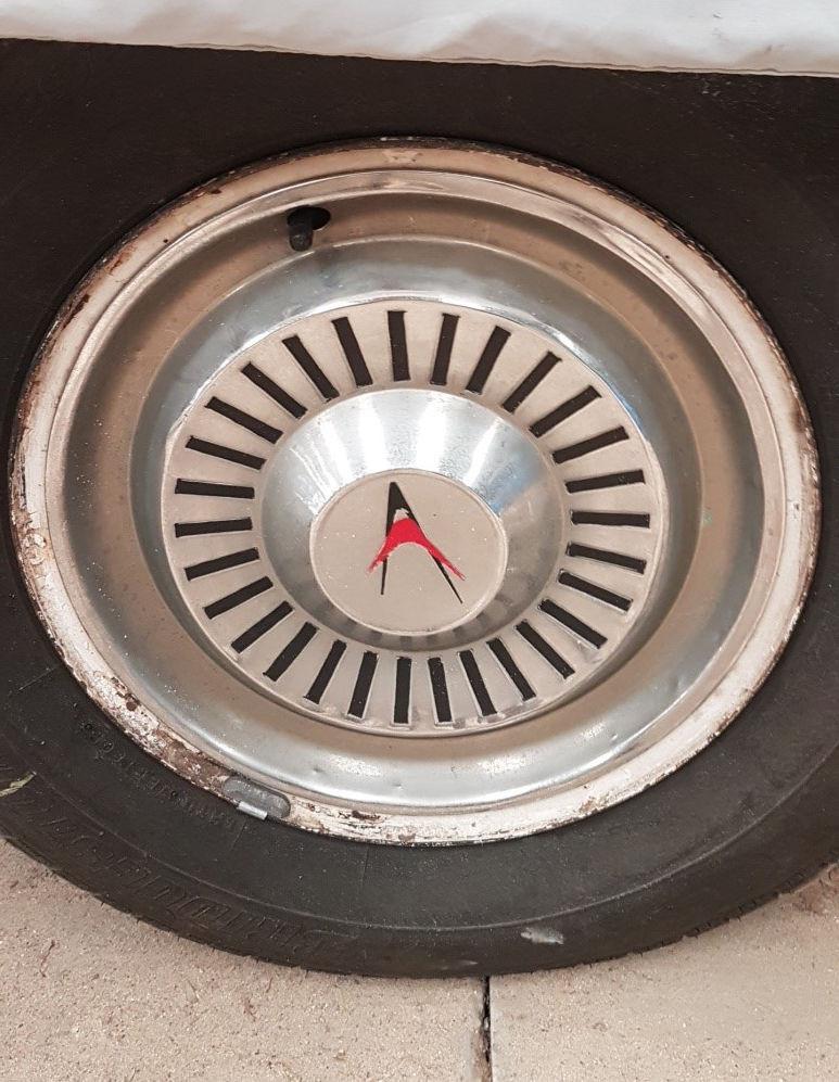Wheel look before