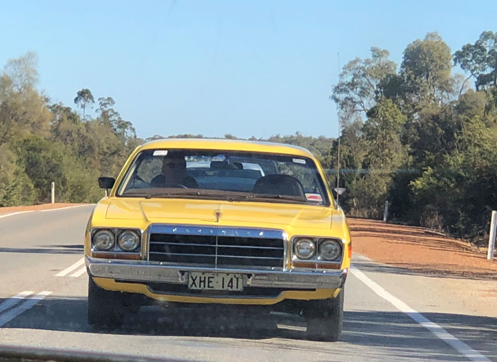 Who own this - 1977 CL Valiant Drifter Ute?