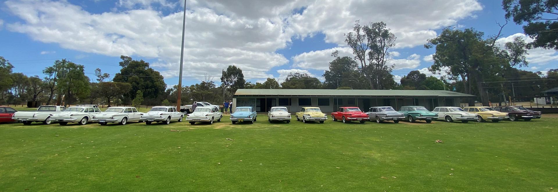 Club Members Cars