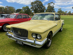 Tom and Bridget Howard's Car