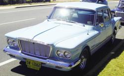 Marin Wood 1962 S-Series Sedan