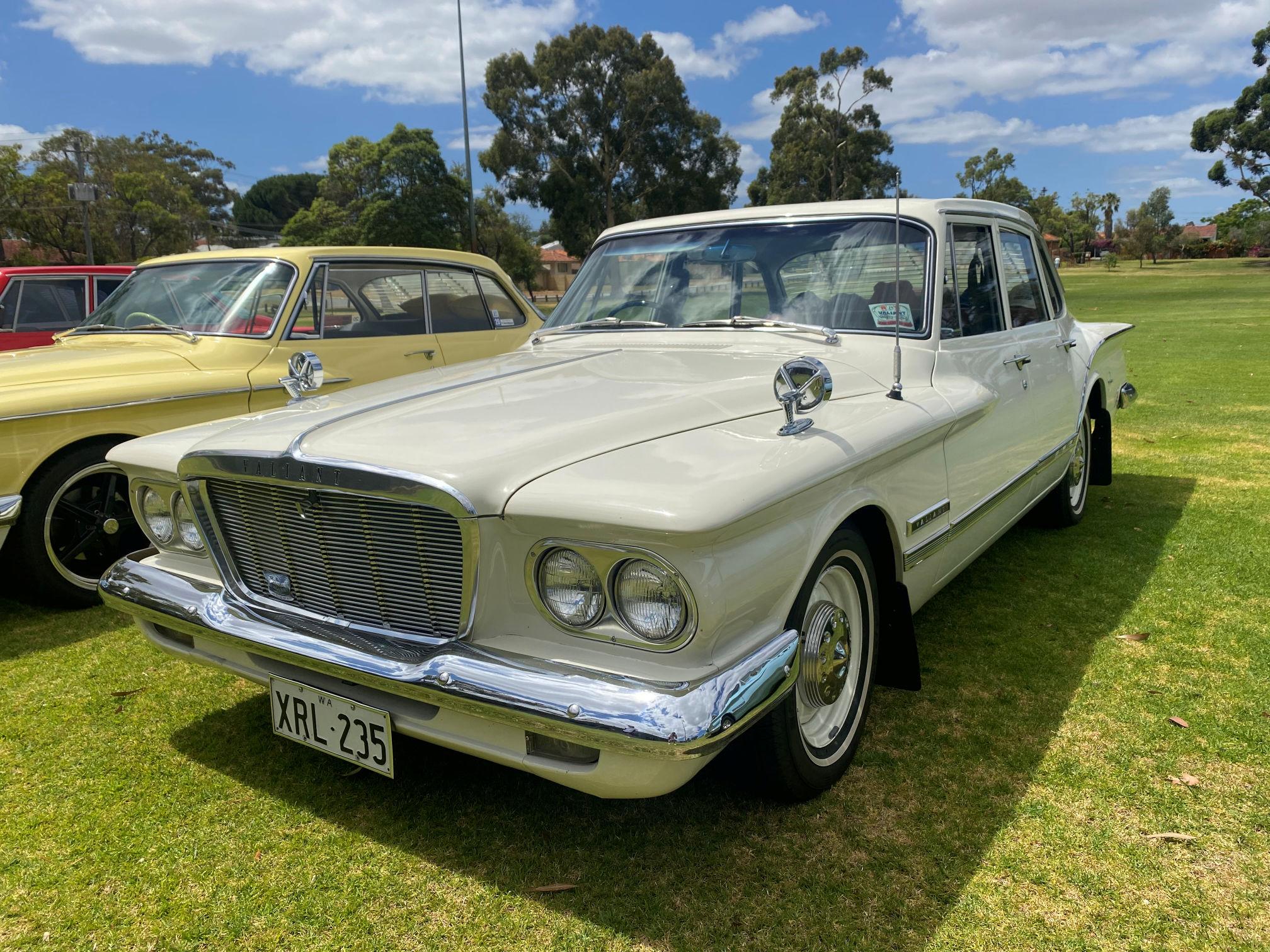 Ken Spurling's Car