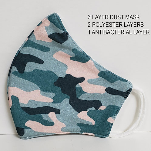 3 Layer Dust Mask - $2 Each