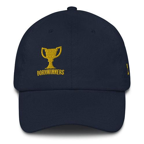 BORNWINNERS CHAMPIONSHIP TROPHY hat blue