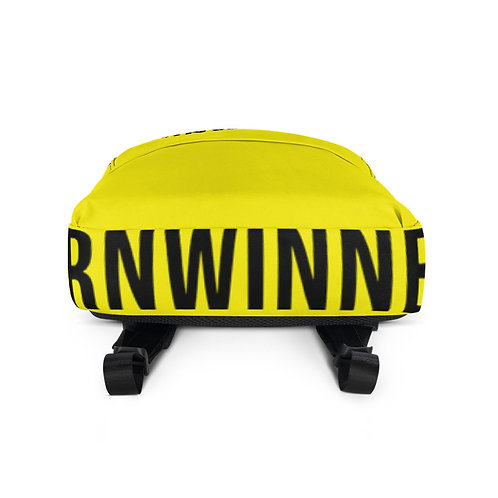 BORNWINNERS yellow/black