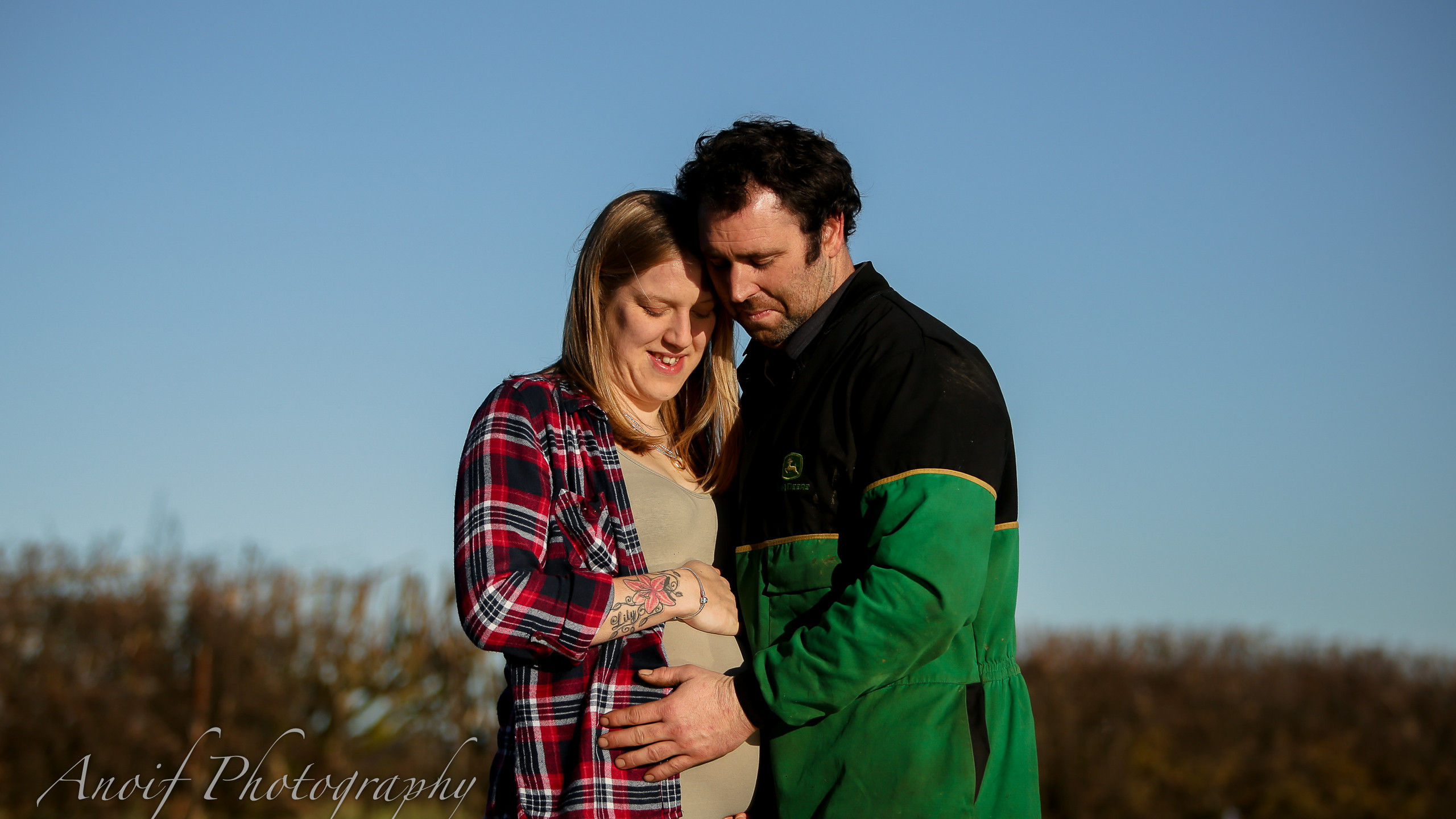 Maternity shoot.