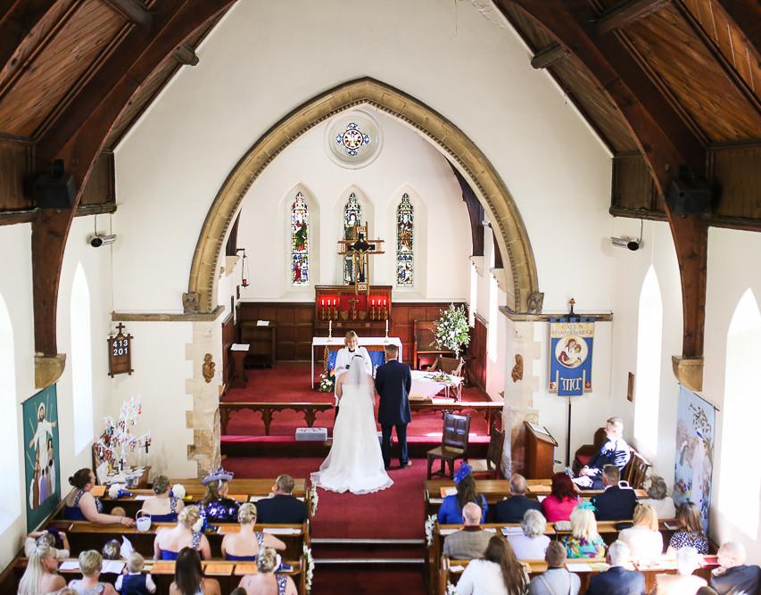 What a church!