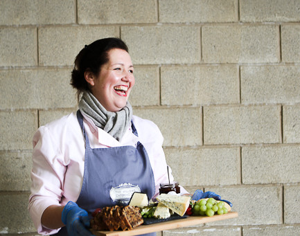 A lovely, local, events company, The Willows Catering Co