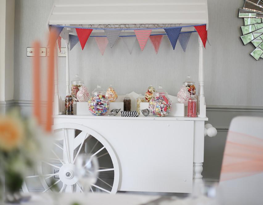 Sweet cart