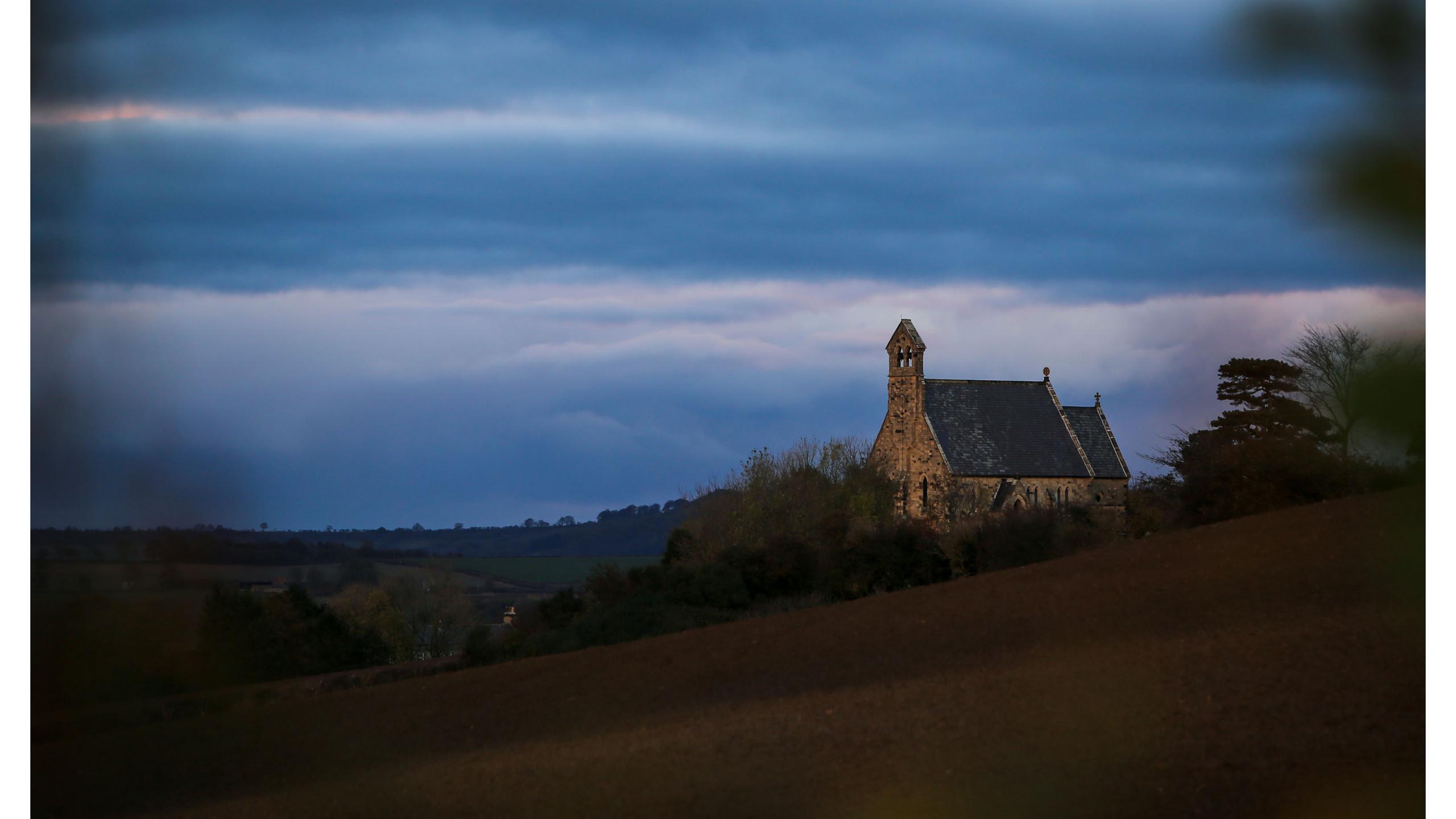 Church, colour