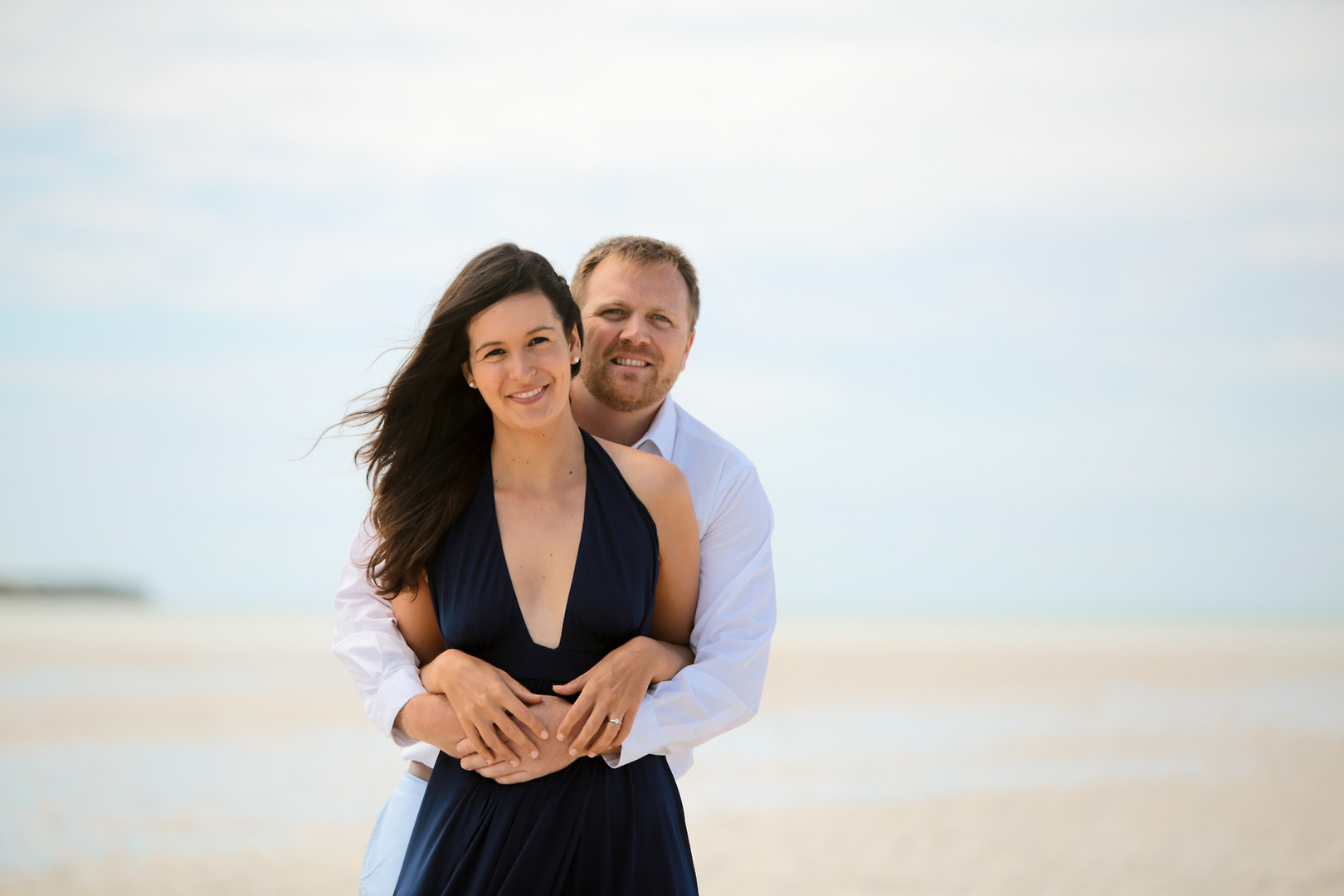 One of my close friends and I was lucky enough to do her photos on a Bahaimian Beach
