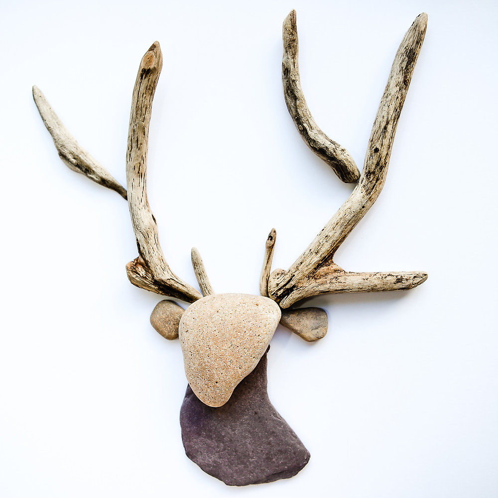 The Stag , for sale on her website.