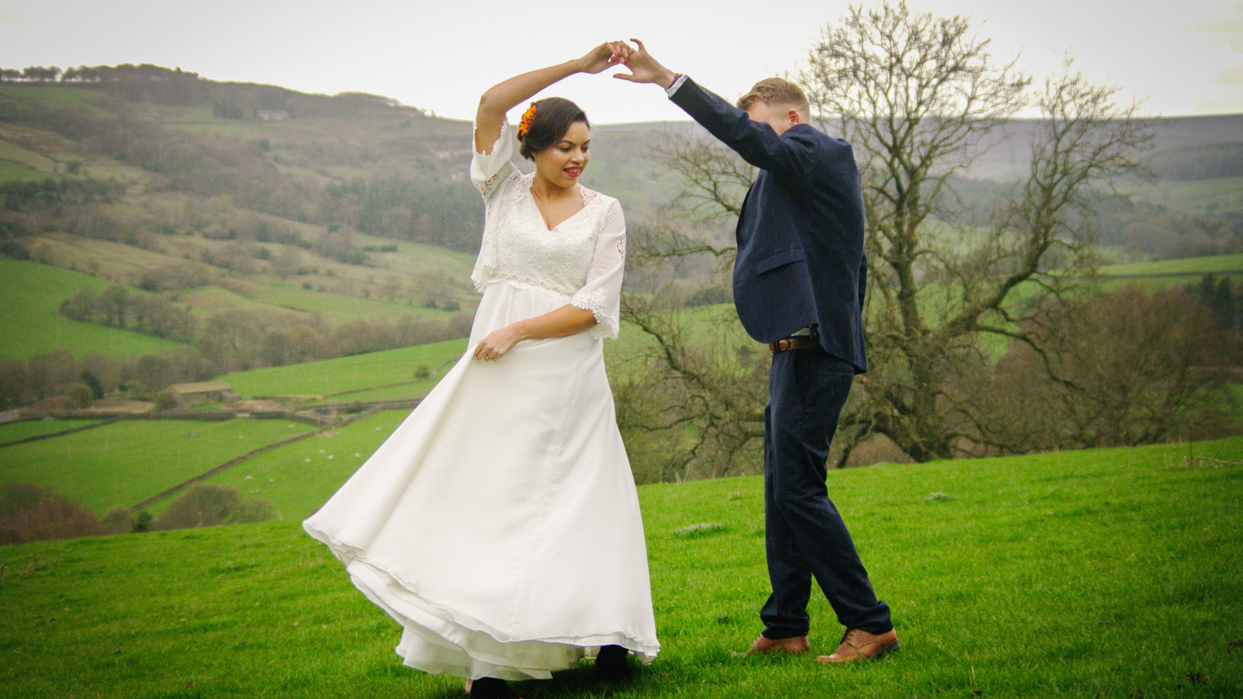 Yorkshire Wedding, Anoif Photography