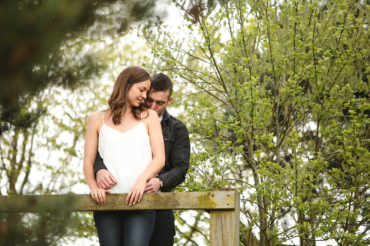 It's great practise for couples who are nervous in front of the camera.