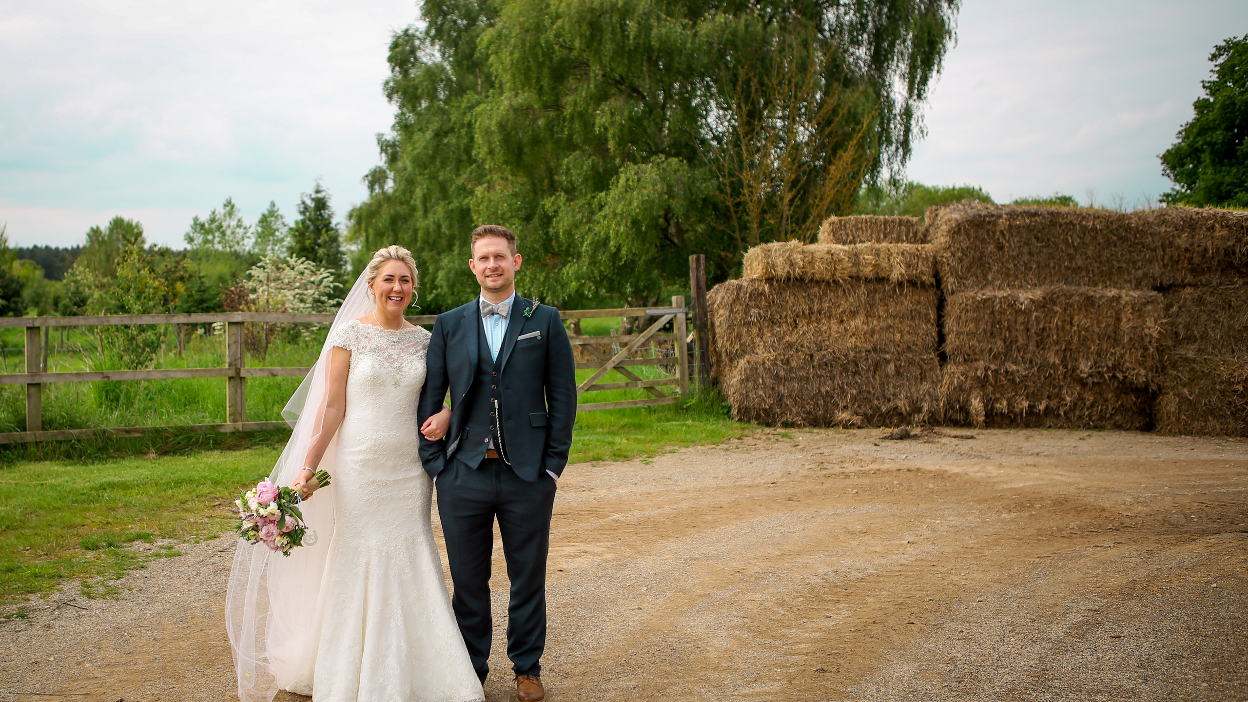 Yorkshire wedding. Anoif Photography