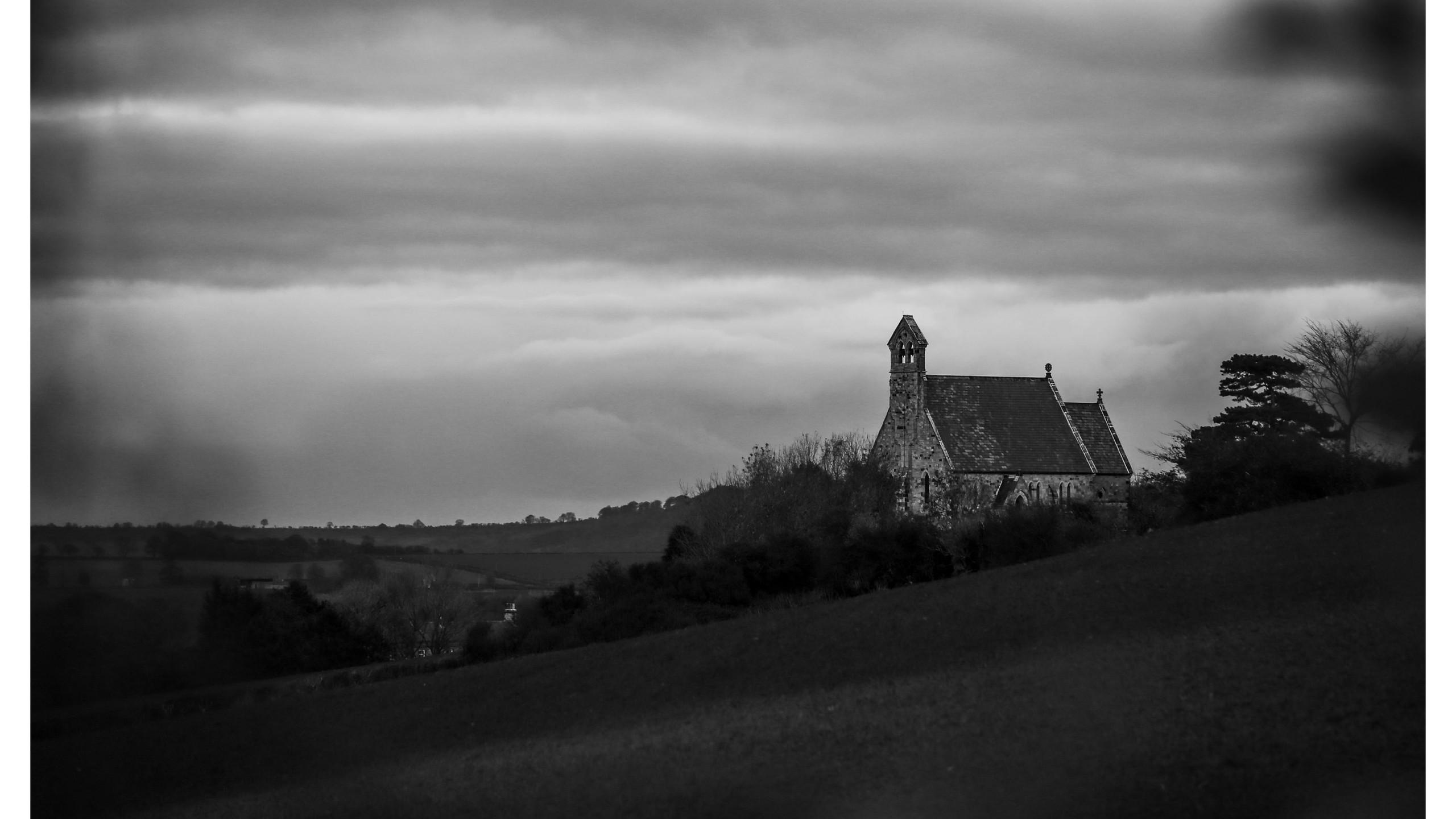 Church, B&W
