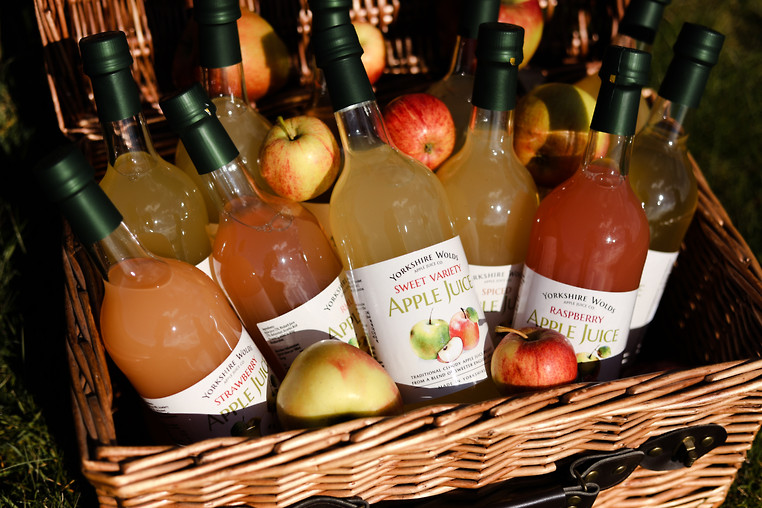 Yorkshire Wolds Apple Juice