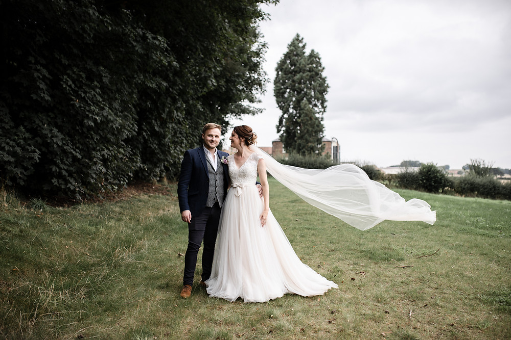 The grounds at Lodge Farm, Wedding venue