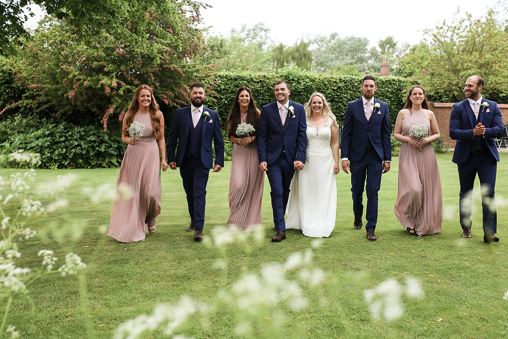 The Bridal party, Allerthorpe