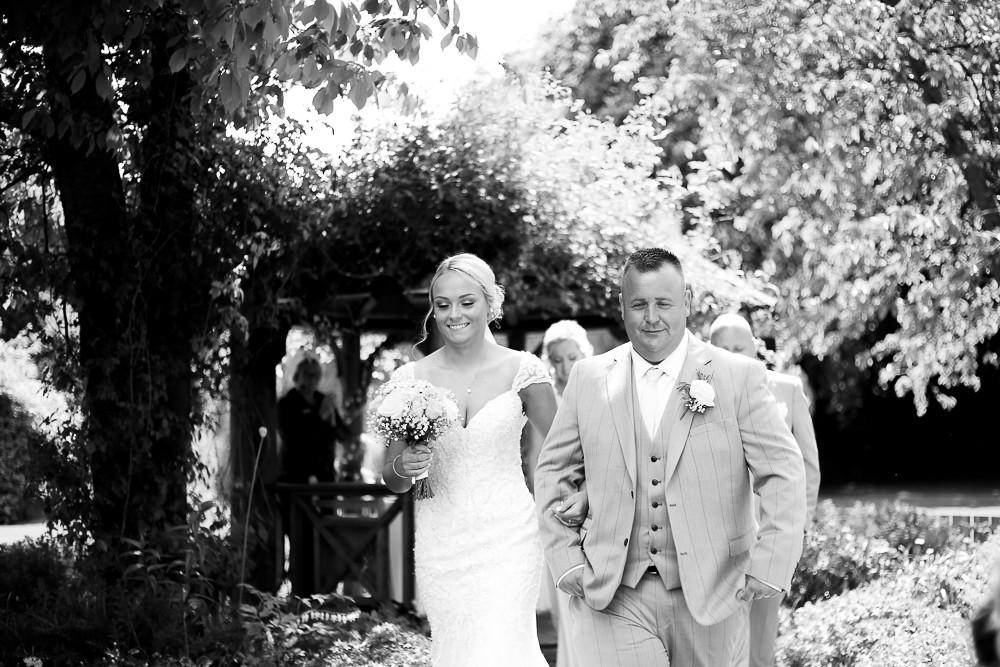 The brides favourite moment