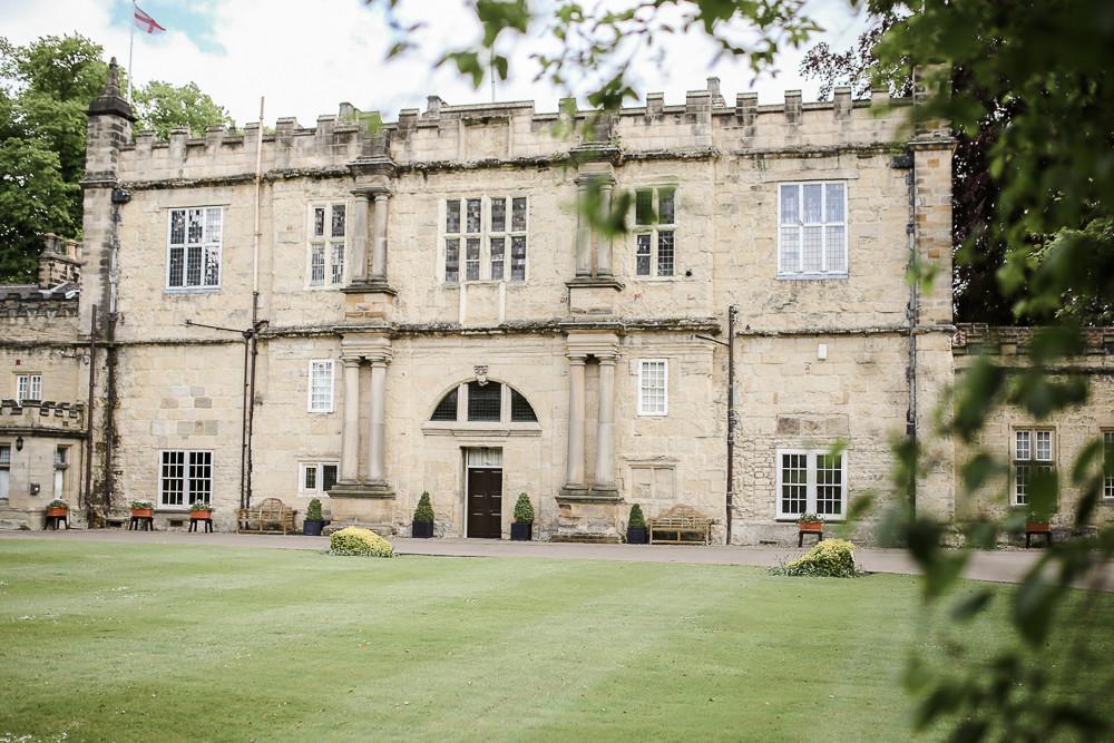 The Old Lodge, in Malton