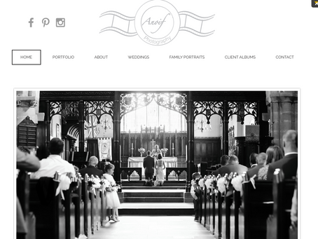 So I've eventually finished my site!