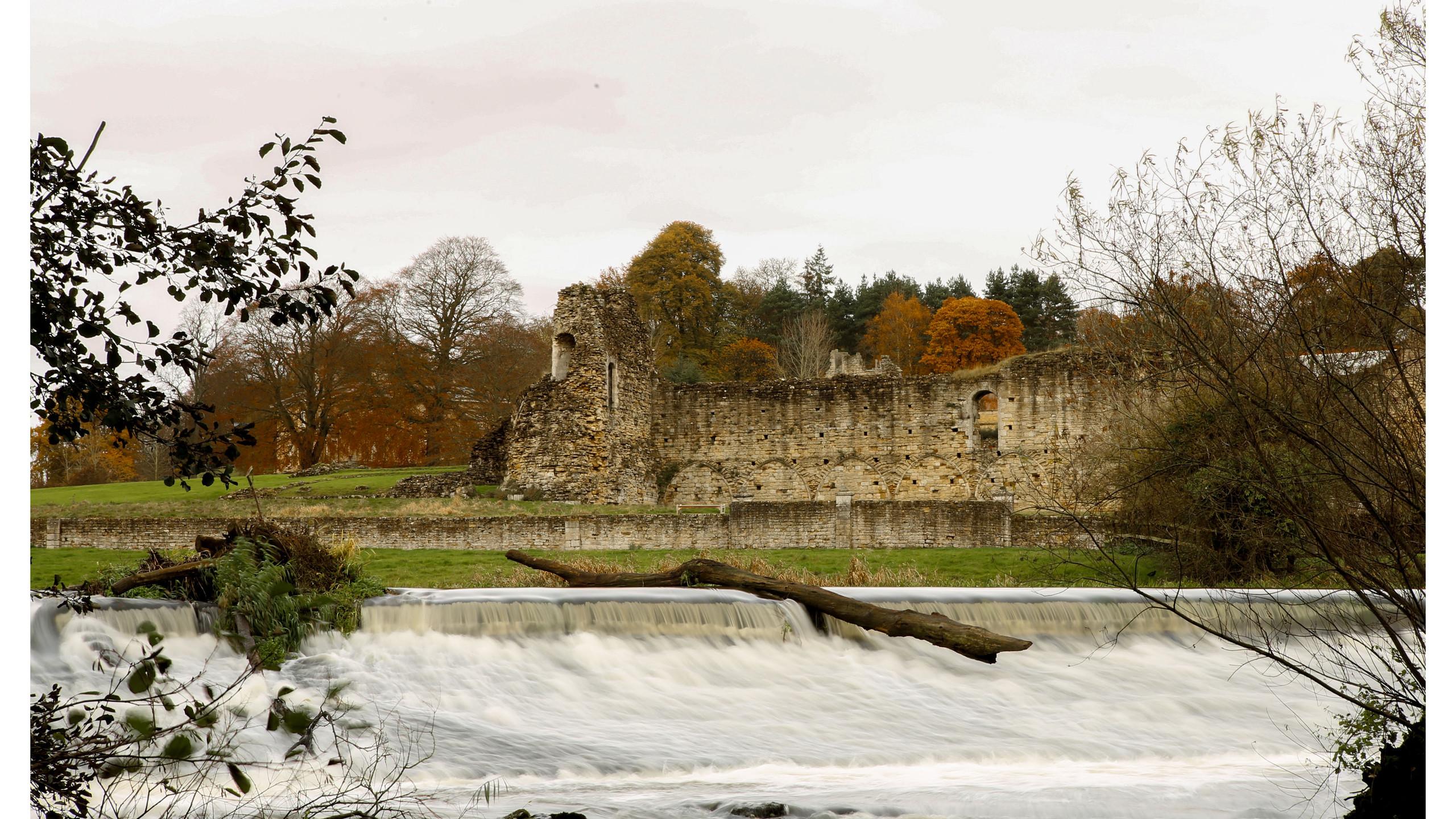 Kirkham Abbey