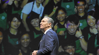 Starbucks announces higher pay, other worker perks