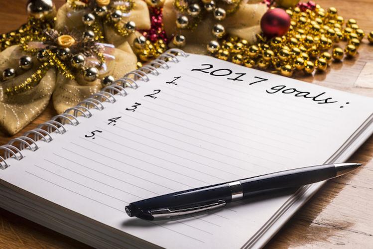 new years goals fro Petar Djordjevic/Shutterstock
