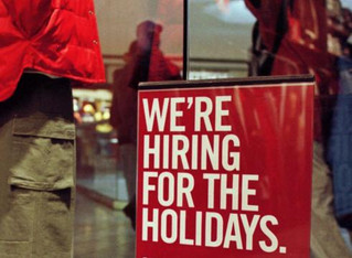 Retailers Hiring the Most for the Holidays